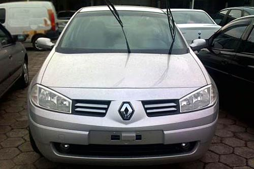 Renault Mégane 2010 -  Foto: iCarros.