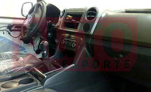 VW Amarok - Foto: Autoesporte