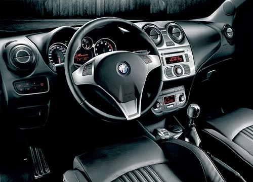 Alfa Romeo MiTo en Argentina.
