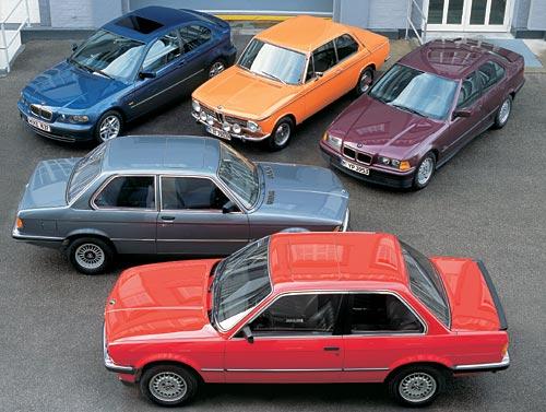 Parte de la exitosa Serie 3 de BMW.