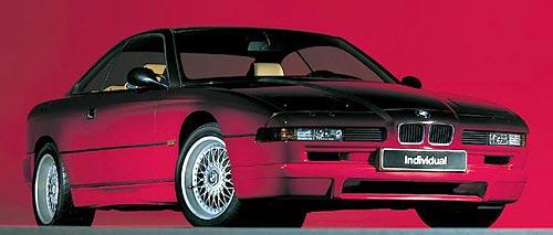 BMW 850i coupé