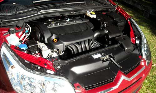 Test del Citroën C4 5 Puertas - Fotos: Cosas de Autos Blog