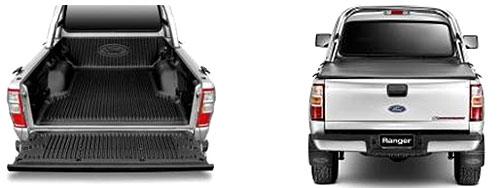 Nueva Ford Ranger - Accesorios
