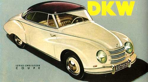 DKW Meisterklasse F 89 P