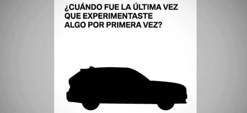 Avant premiere del BMW X1