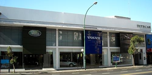 Las oficinas de DITECAR en Vicente López
