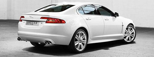 Jaguar XFR.