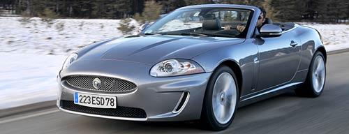 Jaguar XK.