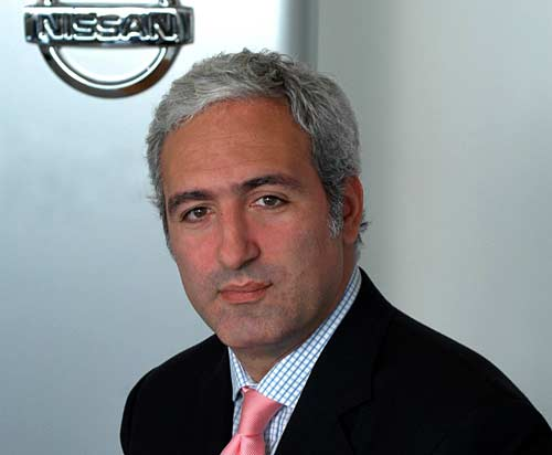 Juan Deverill, Gerente de Marketing de Nissan Argentina
