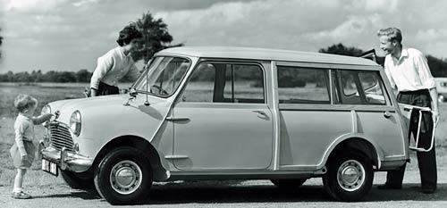 Mini Clubman de 1961