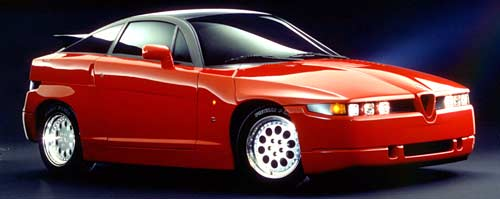 Alfa Romeo SZ