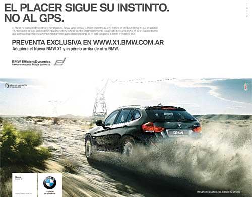 Preventa del BMW X1
