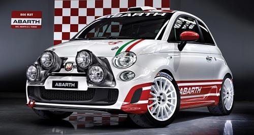 Fiat 500 Abarth R3T