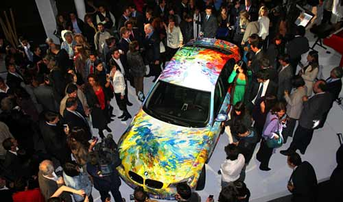BMW Art Car Colombia