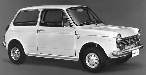 Honda N600 de 1967