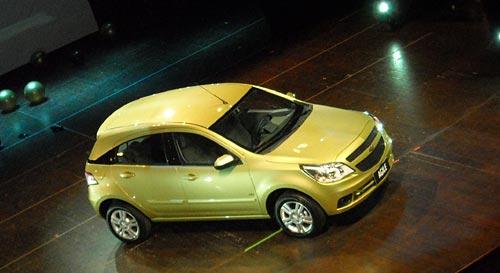 Presentación del Chevrolet Agile en Mendoza - Foto: Cosas de Autos