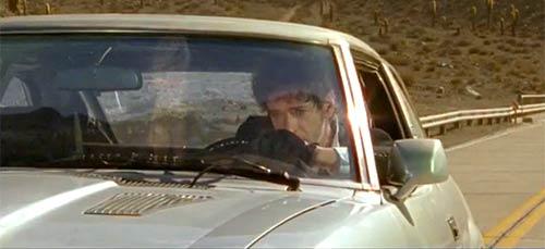 Cerati al volante de un Datsun 280 ZX