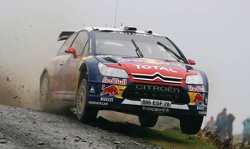 Loeb se impuso en Gales