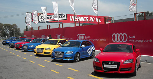 Audi S Experience