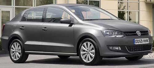Nuevo Volkswagen Polo Sedan 2010 - Foto: Automedia
