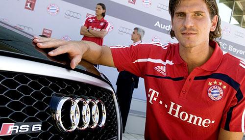 Audi sale a la cancha y compra el 9% del Bayern Munich