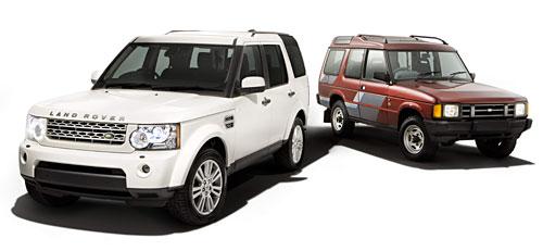El Land Rover Discovery cumple 20 años