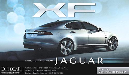 Aviso Jaguar XF mantenimiento gratis