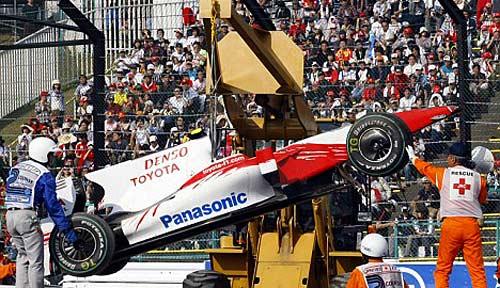 Toyota deja la Fórmula 1
