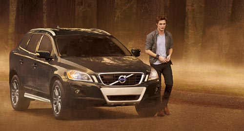 La Volvo XC60 en la saga Crepúsculo