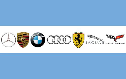 Marcas de lujo en Argentina - Fotomontaje: Cosas de Autos Blog
