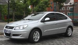 Chery A3 hatchback