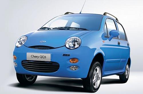 Chery QQ3
