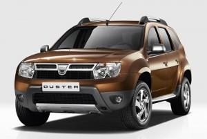 Nuevo Dacia Duster - Fotos oficiales