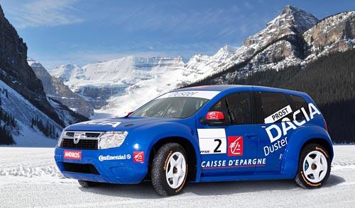El Dacia Duster de Alain Prost