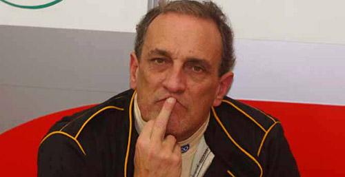 Juan María Traverso dice que quiere volver al TC