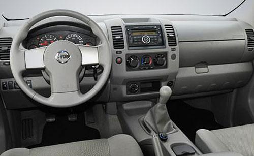 Nueva Nissan Frontier