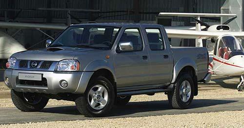 Nissan Terrano pick-up