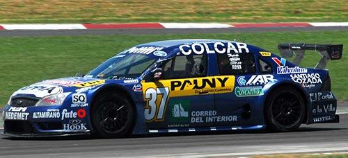 José María López, campeón 2009 de TRV6
