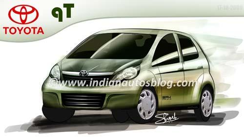 Toyota EFC - Proyección: Shoeb R.
