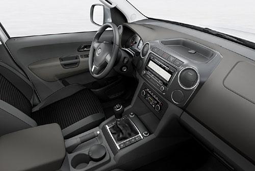 Volkswagen Amarok - Fotos oficiales