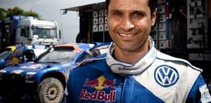 Nasser Al Attiyah, segundo en la clasificación general de autos