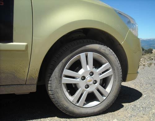 Travesía Verano 2010 de Cosas de Autos con el Chevrolet Agile