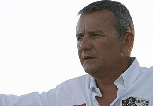 Etienne Lavigne, director general de Amaury Sport Organization