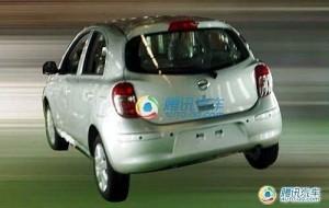 Nissan Micra 2011