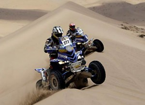 Los Patronelli desafían los problemas - Foto: Prensa Dakar