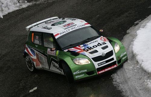 Los Skoda oficiales estarán en el 30º Rally de la Argentina del Bicentenario