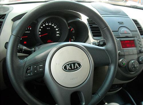 Test Kia Soul - Foto: Cosas de Autos