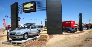 Chevrolet en Expoagro 2010