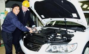 Shell y Hyundai seguirán juntos hasta 2015