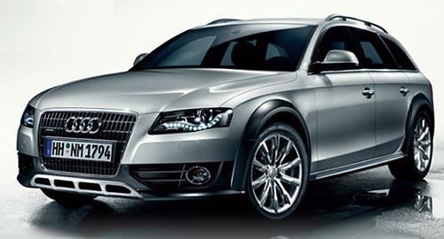 Audi en Expoagro 2010